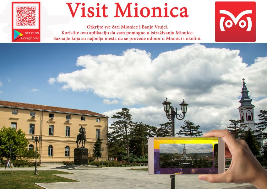 Visit Mionica Android